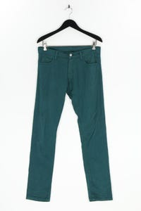 carhartt - jeans mit logo-patch - W30