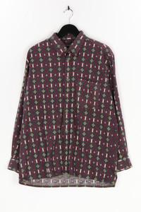 INTERNATIONAL WATERS - hemd  mit ethno-print, aus baumwolle - 41