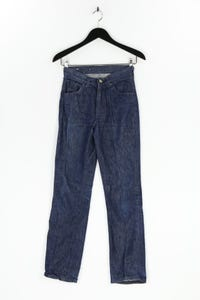 Lee - used look straight cut jeans - XS