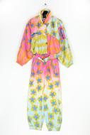 elho - ski-anzug mit print - M