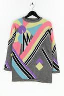 Powynig bluhmod - strick-pullover mit angora - M