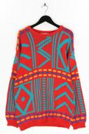 JANTZEN - strick-pullover - L