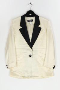 ESCADA MARGARETHA LEY - blazer aus seiden-mischung mit schurwolle - D 36