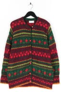 UNITED COLORS OF BENETTON - muster-cardigan mit mohair - D 44