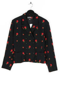 Lolita Lempicka - blazer aus woll-mix mit stickereien - D 38