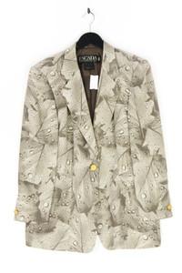ESCADA MARGARETHA LEY - blazer aus seiden-mischung mit schurwolle - D 42