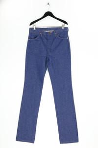 WRANGLER - straight cut jeans mit logo-applikation - W34