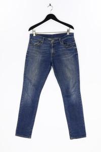 LEVI STRAUSS & CO. - used look skinny-jeans aus baumwolle mit logo-patch - W29