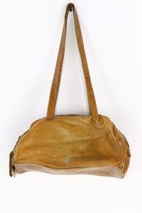 PICARD - umhänge-tasche aus leder mit logo-prägung -
