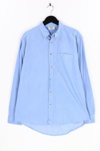 BOURBON - button-down-hemd aus baumwolle - L