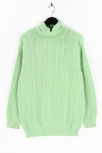 UNITED COLORS OF BENETTON - pullover mit zopf-muster - L