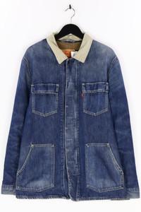 LEVI STRAUSS & CO. - jeans-jacke mit aufgesetzten taschen - L