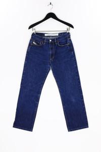 Diesel Industry - straight cut jeans mit logo-patch - W30