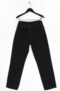 Levi´s - cropped- jeans mit logo-patch - W33