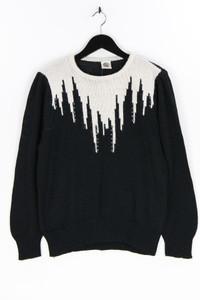 C&A - strick-pullover mit pailletten - D 42