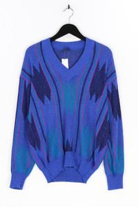 maselli - v-neck-pullover aus baumwoll-mix - 50