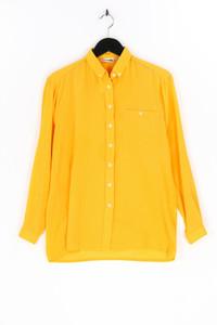 lecomte - hemd-bluse aus baumwoll-mix - D 36