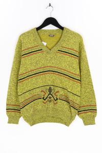MONTE CARLO - v-neck-pullover mit streifen - S