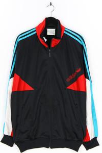 adidas - sport-jacke mit logo-stickerei - 52