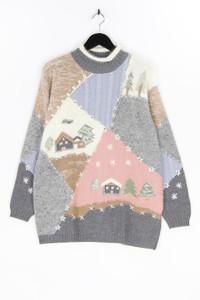 René Derhy - strick-pullover mit angora - D 40