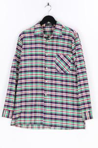 Sir Franklin - kariertes hemd aus baumwoll-mix - M
