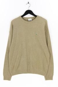 LACOSTE - rundhals-pullover aus woll-mix - M