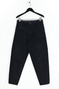 Jeanbax - jeans mit logo-patch - M