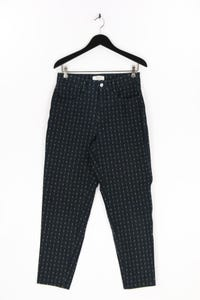 MAC - muster-jeans mit stretch - D 40