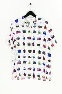 Les Essentíels - hemd-bluse mit print - D 40
