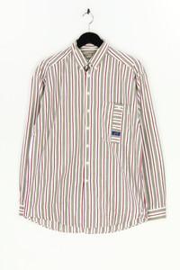 JAC TISSOT SPORT & COUNTRY SHIRT - gestreiftes button-down-hemd - 38