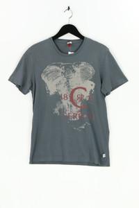 CERRUTI - t-shirt mit print - M