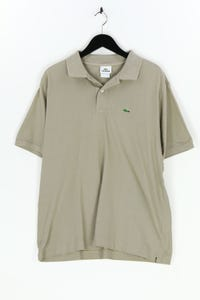 LACOSTE - polo-shirt mit logo-patch - 52