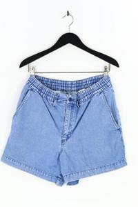 Lee - denim-shorts mit gummizug - W34
