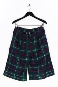 SIXTH SENSE by C&A - karo-bermuda-shorts aus schurwolle - D 42