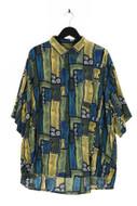 Woodpecker - hemd-bluse aus viskose im ethno-stil - D 46